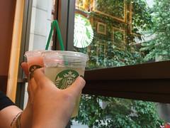 starbucks (brooklyn legresley) Tags: seattle coffee washington store tattoos cups starbucks drinks cheers iphone