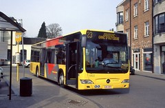 6422 23 (brossel 8260) Tags: bus belgique brabant tec wallon