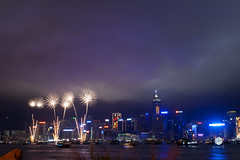 CNY2010_fireworks_001 (my.mosaic.life) Tags: city hongkong harbor fireworks harbour citylife newyear celebration celebrations nightlife nitelite victoriaharbour victoriaharbor