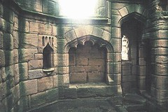Warkworth Castle, Northumberland (Hipster Bookfairy) Tags: castle architecture furnishings