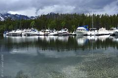 Colter Bay Marina, Grand Teton National Park (V. C. Wald) Tags: storm weather colterbay grandtetonnationalpark jacksonlake colterbaymarina
