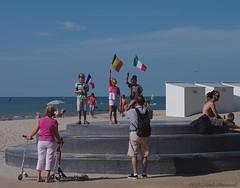 Belgian coast (Natali Antonovich) Tags: family sea beach childhood children seaside photographer lifestyle northsea romantic relaxation seashore seasideresort romanticism belgiancoast seaboard newpoort