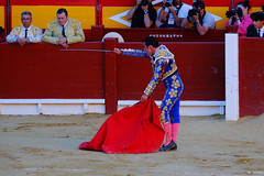 La Estocada (Fotomondeo) Tags: toro toros plazadetoros corridadetoros torero matador bull bullfight bullfighter alicante alacant valencia espaa spain fujifilmxm1 elfandi