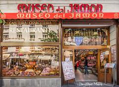 Museo del Jambon (Daryshoot) Tags: madrid canon espana espagne musee muse jambon museo tamron 1530 a012