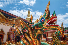 Thai buddhist temple in Penang, Malaysia (Frans.Sellies) Tags: img2547 thai temple