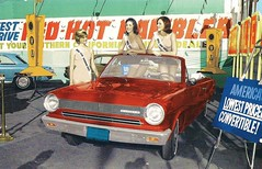 1968 American Motors Rambler (1950sUnlimited) Tags: classic cars advertising postcards advertisements midcentury