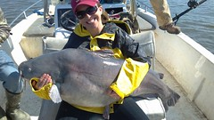 Blue Catfish (mddnrfish) Tags: kara courtesy jenkins