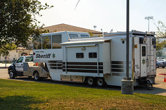 Ventura County Sheriff Mobile Command Center (Have Fun SVO) Tags: california county ca mobile truck police center operations sheriff command ventura dosvientos vcsd springsfire