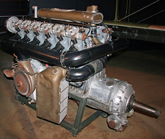 Liberty V-12 Turbocharged Engine (dlberek) Tags: libertyv12turbochargedengine