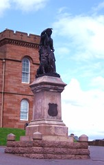 Inverness Castle & Flora MacDonald Statue Inverness Scotland (conner395) Tags: scotland highlands alba scottish escocia highland scotia szkocja caledonia conner inverness ness esccia schottland schotland ecosse scozia scottishhighlands skottland skotlanti skotland greatglen    highlandscotland  invernesscity capitalofthehighlands inbhirnis cityofinverness  highlandcapital davidconner daveconnerinverness daveconnerinvernessscotland capitalofscottishhighlands capitalofthescottishhighlands capitalofhighlandsofscotland burghofinverness capitalofthehighlandsofscotland  highlandscapital capitalhighlands capitalofhighlands