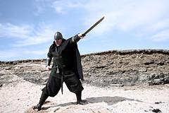 Viking Thor (emyndir.com) Tags: mountain sword strong thor viking strongman wsm hafrjlusbjrnsson