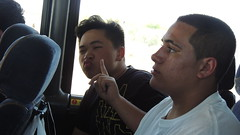 Duck Face (EHSBus9) Tags: andy bony
