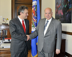 Secretary General Receives Permanent Observer of Poland to the OAS (OEA - OAS) Tags: poland polonia oas oea organizationofamericanstates insulza schnepf organizacindelosestadosamericanos