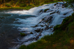 _MG_4458 (timgreystudio) Tags: waterfall wildfire fallriver smokeysun