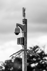 Modern // CCTV (DesmondMaddocks) Tags: modern canon photography technology cctv security l 28 70200mm 600d