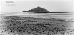 St. Michael's Mount (Ian Garfield - thanks for over 2 million views!) Tags: windows southwest church glass river garden photography coast cornwall waves chapel stained national trust causeway stmichaelsmount cornish penzance marazion iangarfield