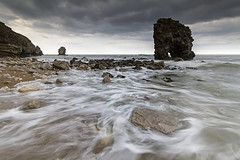 CHANGE (Steve Boote..) Tags: arch stack northumbria northsea manfrotto marsden whitburn tyneandwear southtyneside northeastengland sigma1020f456exdchsm hoyafilters leefilters ndgrads 6stop canoneos7d 06h steveboote hoyand64
