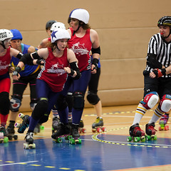 """Stockholm BSTRDs vs. Dock City Rollers-15 • <a style=""""font-size:0.8em;"""" href=""""http://www.flickr.com/photos/60822537@N07/8995164511/"""" target=""""_blank"""">View on Flickr</a>"""