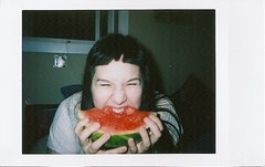 Slice (cannibal.animal) Tags: film analog polaroid instant instaxmini polaroid300
