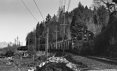 BC Hydro Railway (R R Horne) Tags: railroad bc railway 910 fraservalley 907 bchydro sw900 bchr