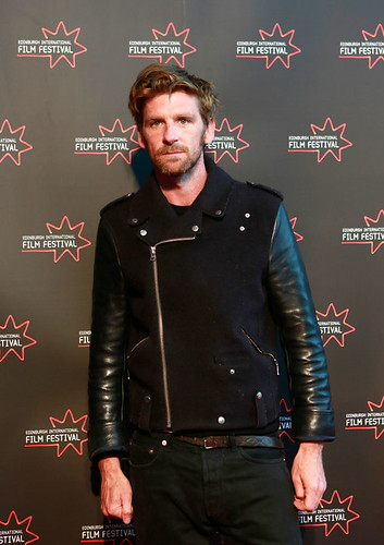 Paul Anderson at the Peaky Blinders photocall