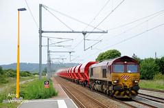 2013. ECR 66208 te station Dannes-Camiers