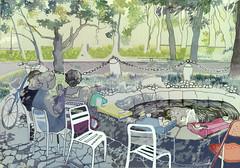(bogema) Tags: cafe coffeeshop explore saintpetersburg