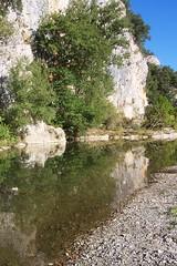 Rivière - Plage du Roy - Méjannes-Le-Clap