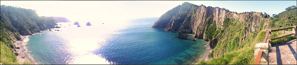 Playa del Silencio by Ignorant Walking, on Flickr