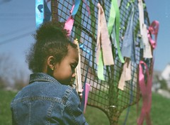 (nothing is ever the same) Tags: summer mamiya film girl mediumformat memorial ribbons kodak may milwaukee 220 expiredfilm tieoneon vps 2013 handheldmeter 80mmf19 vericoloriii m6451000s artsinitiative howweremember expressyourselfmilwaukee urbanartsprogram toomanydead