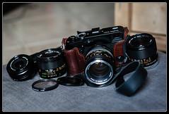 Fuji - FD (Maestr!0_0!) Tags: leica 35mm canon lens 50mm 1 fuji x mount pro 24mm boop converter fd 18mm adaptateur