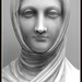 Herm of a Vestal Virgin - A.Canova - Getty museum Los Angeles