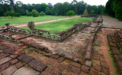 Terrace of the Elephants (Mark Tindale) Tags: history stone architecture temple construction ancient sandstone cambodge cambodia structure siemreap angkor archeology angkorthom  laterite camboya