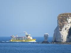 Old Harry Rocks from Studland Bay (Alan & Jackie) Tags: swanage studland