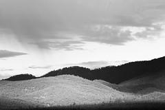 sunrise 3 (photography by Derek G) Tags: light forest landscape shadows hills rolling