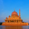 Putrajaya Red Mosque II (tvknight) Tags: mosque putrajaya putrajayamosque putrajayaredmosque
