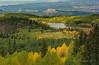 Grand Mesa Vista (Amy Hudechek Photography) Tags: autumn lake color fall colorado visa grandmesa happyphotographer excellentlandscapes mygearandme mygearandmepremium amyhudechek