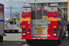 FDNY Squad 270 (Triborough) Tags: newjersey nj engine firetruck fireengine squad wildwood fdny seagrave capemaycounty newyorkcityfiredepartment squad270