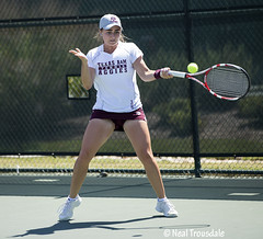 Mason Strickland (tlaenPix) Tags: tennis ita texasam womenstennis carytennispark dukefabfourinvite2013 masonstrickland