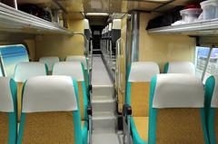 2013-09-22 GM Scenicruiser interior 1 (delticalco) Tags: greyhound bus buses gm generalmotors scenicruiser