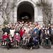 délégation de bagnérais à Lourdes