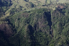 Fincas Cafeteras, Cañon Rio Sonsòn (Ivan Mauricio Agudelo Velasquez) Tags: mountain rio forest river cafe farm bosque montaña coffe cascada finca ladera