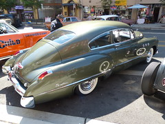 1949 Buick (bballchico) Tags: rebelriot roadmencc buick 1949 206 washingtonstate roadmencarclub roadmenwashington