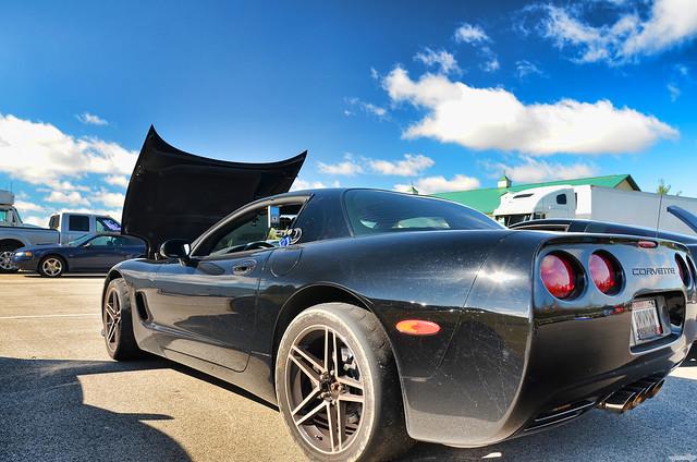 black chevrolet illinois autobahn chevy corvette vette joliet chevycorvette 2000chevycorvettefrc