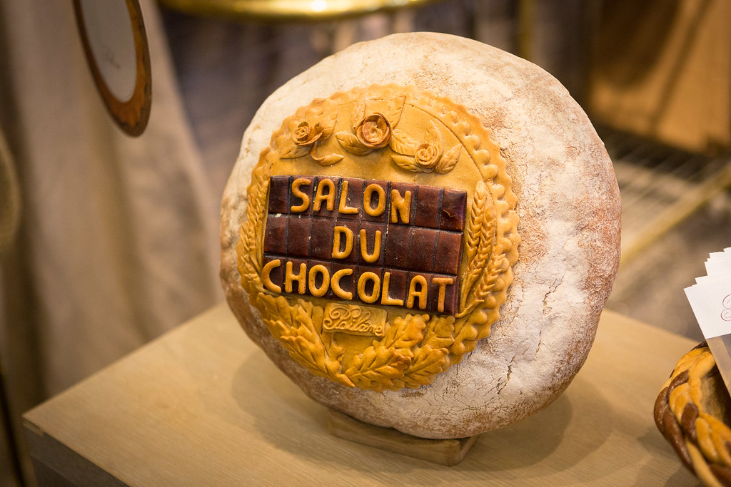 Salon du Chocolat, Paris  2013