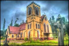 St Thomas church, Ooty