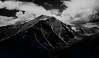 Weathertop (Koru Foto/Alan Szalwinski) Tags: blackandwhite danger landscape colorado mtprinceton dramaticclouds killermountain weathertop coloradofourteener canon7d colorado14er