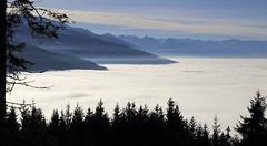 Above the clouds ... (alpros) Tags: schnee snow mountains alps clouds austria tirol sterreich wolken berge alpen sn tyrol schwaz moln sterrike alperna euroregiontyrolsouthtyroltrentino