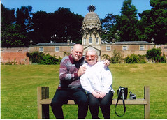 Image titled Stuart Elliot?s Aunt and Uncle Pineapple Falkirk 2001