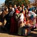 Flamencas al sol